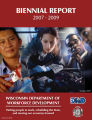 Biennial report / Wisconsin Dept. of Workforce Development, 2007-2009