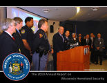 Annual report / Wisconsin Homeland Security, 2010