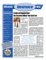 Wisconsin insurance news, Issue 1 (2004)
