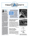 Wisconsin traffic safety reporter, Vol. 15, no. 1 (2012)