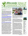 Wisconsin urban & community forests, v.19, no.1 Summer 2011