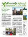 Wisconsin urban & community forests, v.19, no.2 Winter 2011-2012