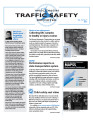 Wisconsin traffic safety reporter, Vol. 15, no. 3 (2012)