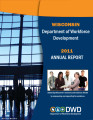 Annual report / Wisconsin Department of Workforce Development, 2011