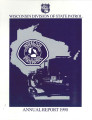 Annual report / Wisconsin Division of State Patrol (1990)