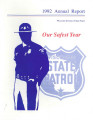 Annual report / Wisconsin Division of State Patrol (1992)