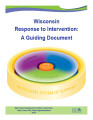 Wisconsin response to intervention : a guiding document (2010)